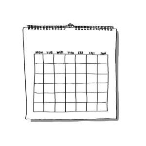 ポスティングを依頼できる期間はどれぐらい?